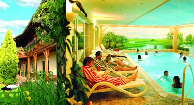 ****Pension & Wellness Am Storchennest